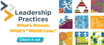 Leadership Practices: What's Proven. What's Worth Less