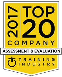 2017 Top 20 Company - Assessment & Evaluation